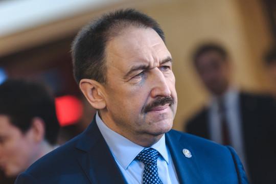 Премьер-министр Татарстана Алексей Песошин ушел в отпуск