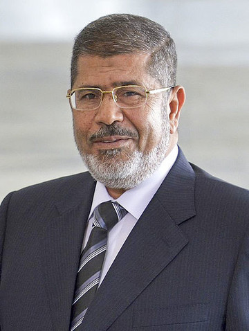 Экс-президент Египта Мухаммед Мурси умер в суде