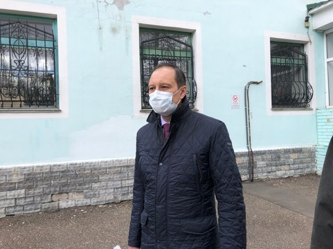 Суд отправил ректора КНИТУ-КХТИ Сергея Юшко под домашний арест