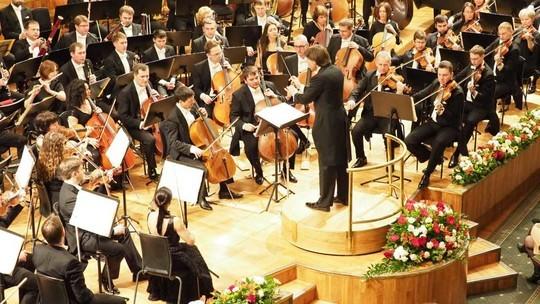 «Марафон великой музыки!»: ГСО РТ и дирижер Мариинки исполнили Вагнера и Штрауса