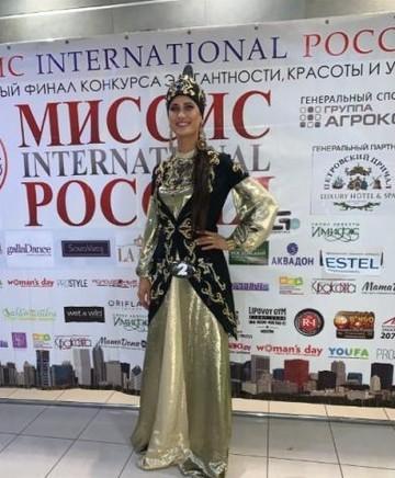 Дизайнер из Казани выиграла конкурс красоты «Миссис Россия International – 2019»