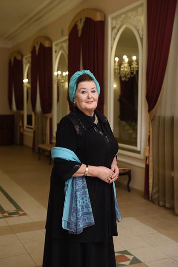 Скончалась народная артистка Татарстана Исламия Махмутова