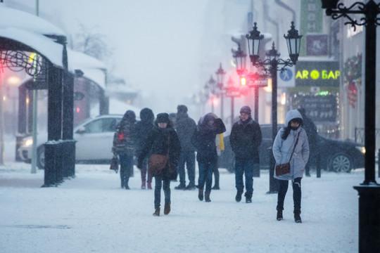 В Татарстане ожидается сильное похолодание