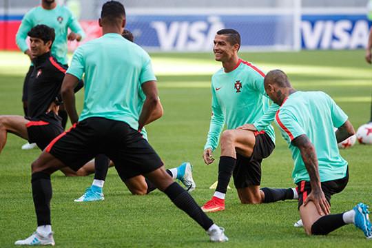 Букмекеры предсказали безоговорочную победу Португалии вматче сосборной РФ