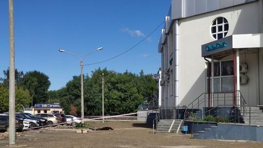 В центре Казани найден труп охранника. Мужчину насмерть забили палками