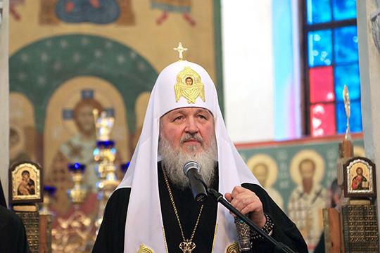 Патриарх Кирилл обвинил интеллигенцию в«страшных преступлениях», приведших креволюции 1917 года
