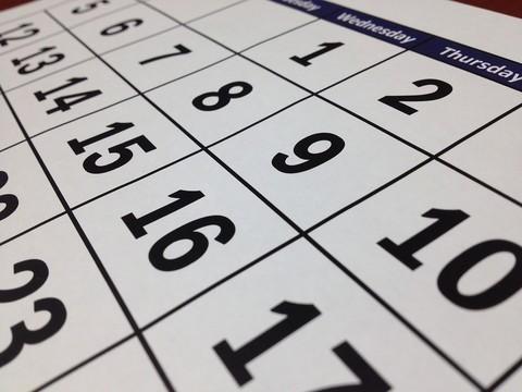 В минтруде озвучили предварительный график выходных дней в 2021 году