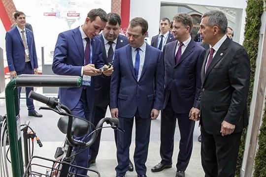 Отличные дороги приводят кросту аварийности— Медведев
