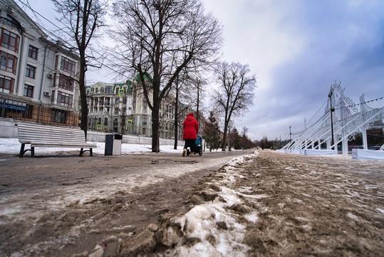 Синоптики спрогнозировали аномальную погоду в феврале