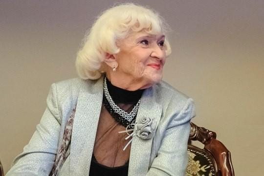 Умерла основатель музея истории КФУ, заслуженный работник культуры РТ Стелла Писарева