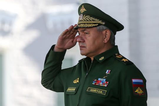 Шойгу допустил отмену военного призыва в России