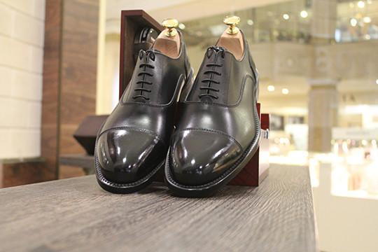 Видео производство английской обуви фото 55-576