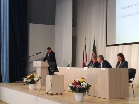 Глава Зеленодольского района пообещал построить у МСЗ в Осиново дом по примеру мэра Казани