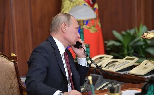 Зеленский позвонил Путину – президенты обсудили урегулирование кризиса на Украине и пандемию