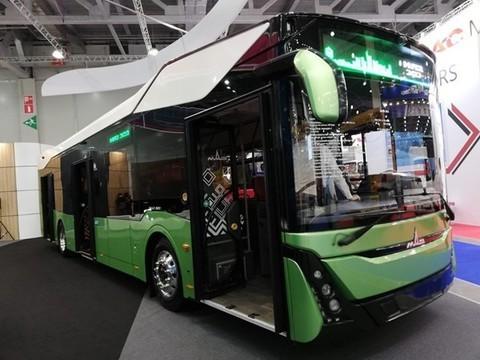 На улицах Казани появится зеленый «автобус будущего» с кондиционером и USB-разъемами