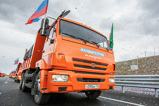 Сертификат Made in Russia получат КамАЗ, «дочка» Лукойла и компания «Айсберри»