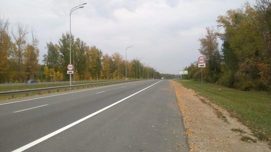 В РТ на трассе Йошкар-Ола – Зеленодольск увеличили максимальную разрешенную скорость до 100 км/ч