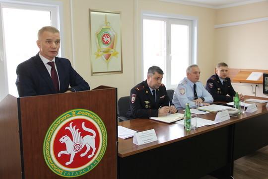 Ринат Сираев возглавил отдел полиции «Электротехнический» в Челнах