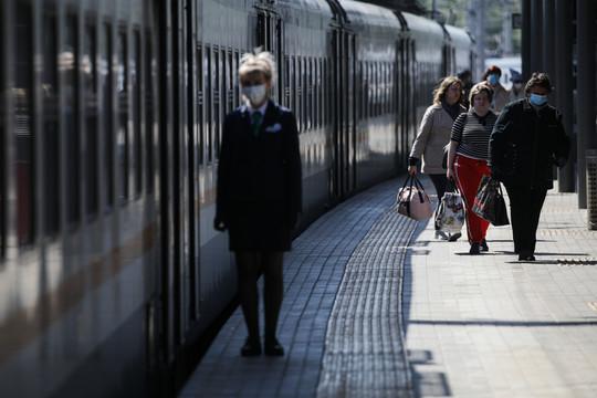 Минтранс РФ: Пассажирские ж/д перевозки могут восстановиться уже осенью