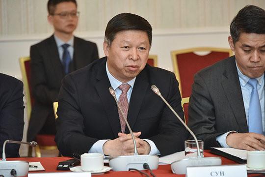 Соглашение осоздании российско-китайской страховой компании подпишут на консилиуме вКазани