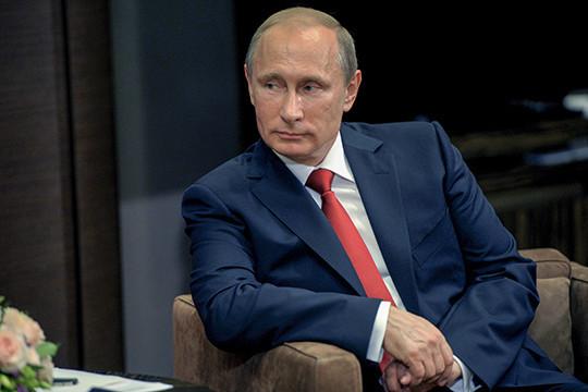58% граждан России доверяют Путину