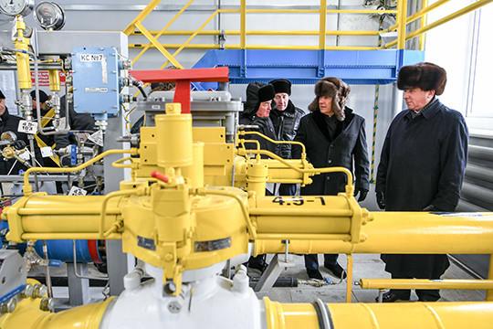 «Газпром» оценил реконструкцию газопровода Миннибаево— Казань в14 млрд. руб.