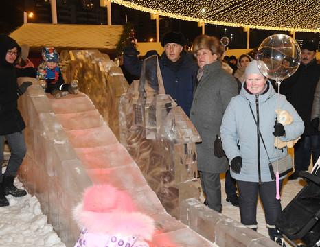 У центра семьи «Казан» открылась вторая площадка фестиваля «КышДаКар»