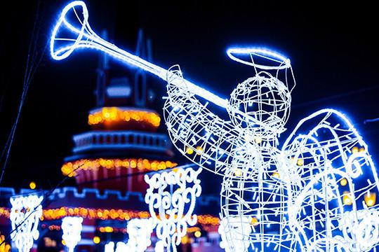 «Путешествие вРождество» в российской столице стало наиболее популярным новогодним событием в РФ