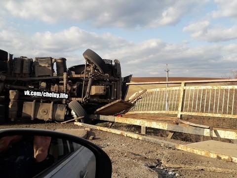 Соцсети: Смертельное ДТП на трассе Набережные Челны – Сарманово