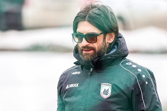 Экс-футболист «Рубина» Шаронов возглавил молодежную команду клуба