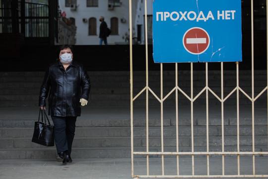 СМИ: В течение двух недель режим самоизоляции могут ввести по всей России