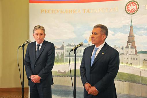 «Лукойл» планирует расширить нефтедобычу вТатарстане