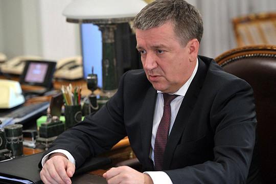 Руководитель Карелии Худилайнен ушел вотставку
