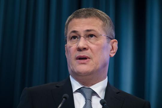 Три вице-премьера Башкортостана заболели COVID-19. Хабиров заявил о ситуации тяжелее, чем весной