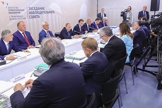 Путин поддержал идею создания Фонда поддержки соцпроектов
