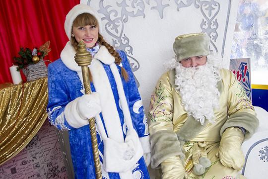 Уфа вошла втройку лидеров регионов Российской Федерации подороговизне Дедов Морозов