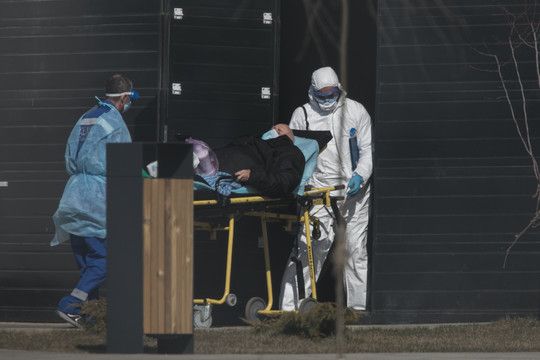 В Москве скончались еще 29 пациентов с коронавирусом – общее число жертв достигло 233
