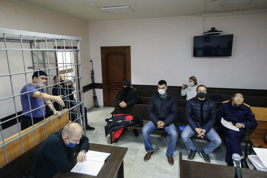 Суд арестовал беглого экс-начальника ОП «Сафиуллина»