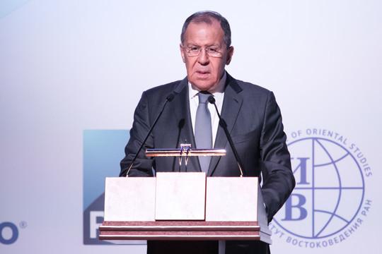 Лавров назвал Татарстан одним из самых продвинутых субъектов РФ по работе на внешних рынках