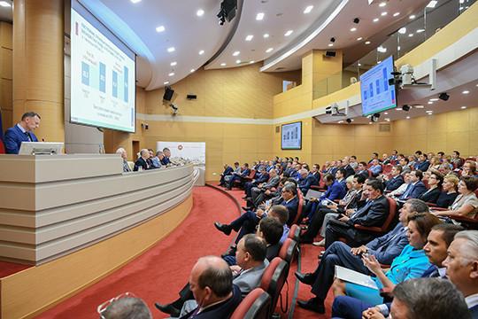 Профицит консолидированного бюджета Татарстана вIполугодии составил неменее 1,3% отдоходов