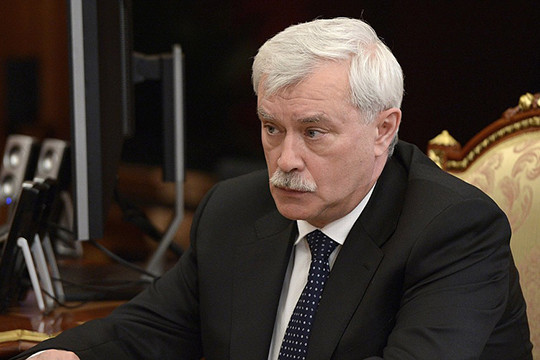 Губернатор Полтавченко 1-ый претендент наотставку