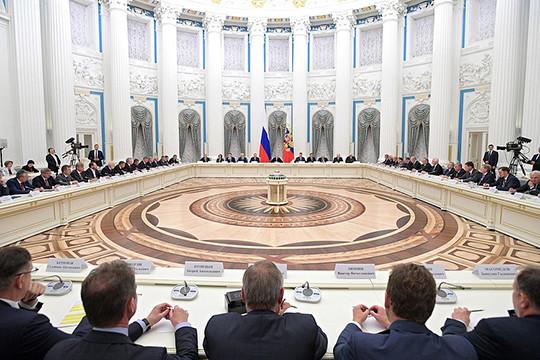 Песков раскрыл, как Путин «сверит часы» сделовыми кругами по задачам экономики