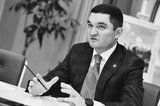 Умер известный бизнесмен Ирек Миннахметов