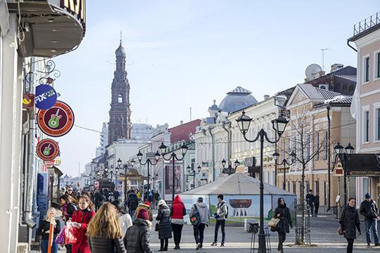 ВКазани утверждены границы исторической части города