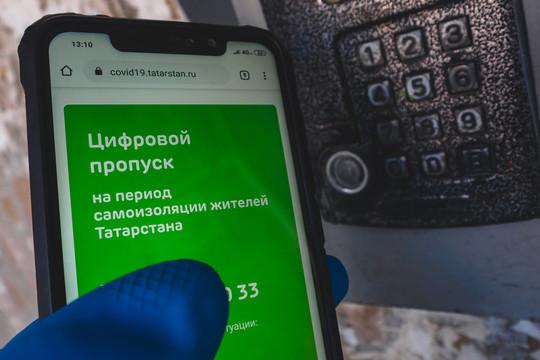 В Татарстане появился новый способ получения пропусков для выхода из дома