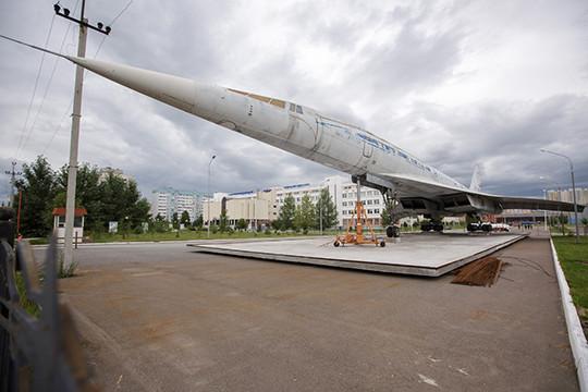 КНИТУ-КАИ выделит 3 млн руб. наподсветку Ту-144
