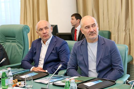 Совладельцы группы ТАИФ вошли втоп-100 богатейших предпринимателей  РФ