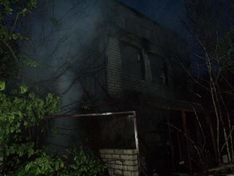 Мужчина с ожогами 98% тела выбрался из горящего здания в Казани