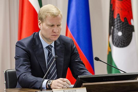СКР возбудил уголовное дело против замглавы исполкома Казани Ивана Кузнецова