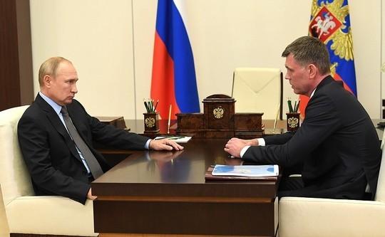 Путин: действия коллекторов иногда переходят всякие границы